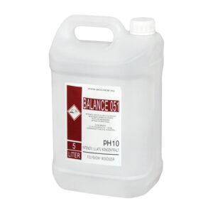 BALANCE 051 intenzív illatú koncentrált folyékony mosószer
