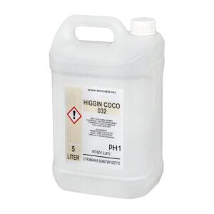 HIGGIN COCO 032 intenzív illatú citromsavas szaniter tisztító